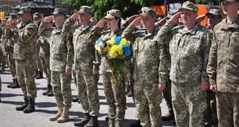 На День Незалежності у Києві буде два марші – за участю ветеранів і влади