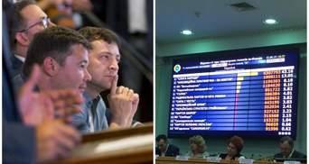 """Головні новини 3 серпня: важливі кадрові рішення """"Слуги народу"""" та остаточні результати виборів"""