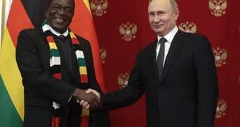 У Зімбабве вищий рівень політичних свобод, ніж у Росії, – Freedom House