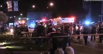 Третя стрілянина у США за добу: жертвами стали семеро людей у Чикаго
