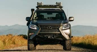 Lexus здивував новою потужною моделлю авто: захопливі фото