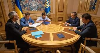 В Офісі Президента відповіли, що чекає на САП та НАБУ