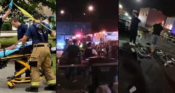 Низка кривавих терактів у США: скільки жертв та що про це відомо
