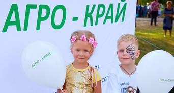 """""""Укрлендфармінг"""" організував День села для жителів Сергіївки на Полтавщині"""