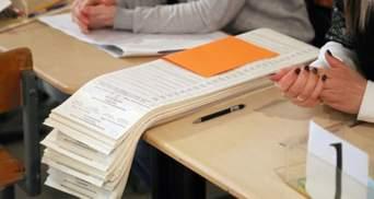 Перерахунок голосів на 210 окрузі триває: на одній з дільниць відбувся конфлікт
