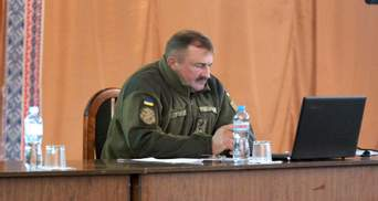 Президент Зеленский сменил командующего ООС, вместо Сырского им стал Кравченко