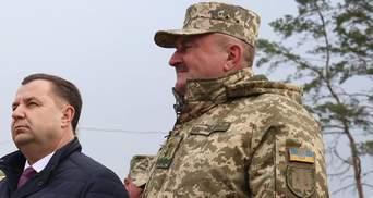 Владимир Кравченко – новый командующий ОС: что о нем известно