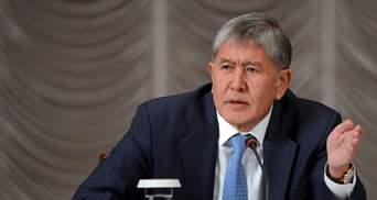 Экс-президента Кыргызстана с боями пытались задержать спецназовцы: фото и видео 18+