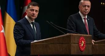 Гучні перемоги будуть: Зеленський у Туреччині натякнув на повернення Криму
