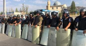 Затримання екс-президента Киргизстану Атамбаєва: останні події