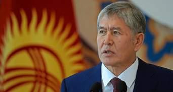 Алмазбек Атамбаев: биография экс-президента Кыргызстана