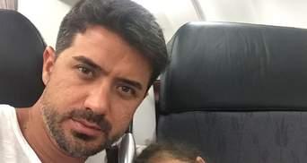 Не прошло и года: экс-муж Ани Лорак опубликовал фото с отдыха с новой избранницей