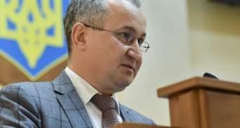 Суд зобов'язав НАБУ відкрити справу проти екс-глави СБУ Грицака