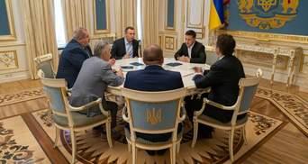 Джемілєв розповів, про що говорили на зустрічі із Зеленським