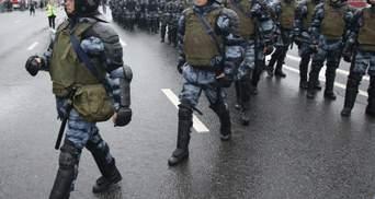 На активістку у Росії можуть відкрити справу, бо вважає правоохоронців безсовісними