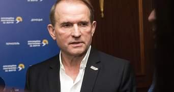 Медведчук у парламенті – загроза нацбезпеці України, – Данилюк