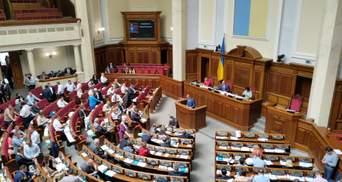 Разумков обіцяє докладати зусиль, аби депутати в Раді спілкувалися українською