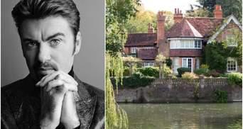 Будинок, у якому помер Джордж Майкл, продали за 4,1 мільйона доларів: фото маєтку