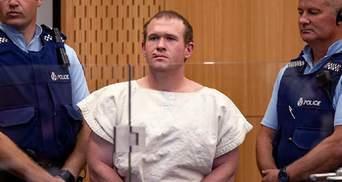 Кривавий теракт у Новій Зеландії: підозрюваний вбивця відправив листа до Росії