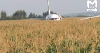 Авария пассажирского самолета под Москвой: кто пострадал – список