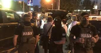 Задержание Грымчака на взятке: появилось видео