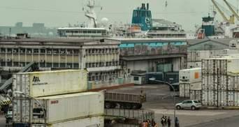 Пираты захватили судно в Камеруне: на борту есть украинцы