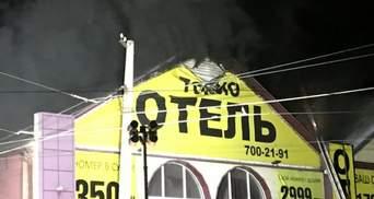 """В Одессе произошел пожар в гостинице """"Токио Стар"""": что известно – фото и видео"""
