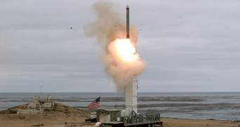 США испытали крылатую ракету, которая была запрещена отмененным договору с Россией: видео