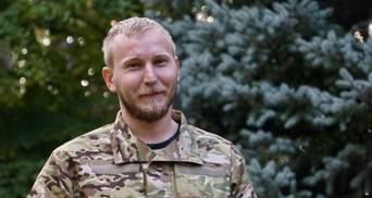 """Сьогодні варіантів закінчення війни не бачу, – боєць """"Азову"""""""
