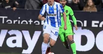Іспанський клуб несподівано може відправити в оренду футболіста збірної України