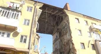 Смертельний обвал будинку у Дрогобичі: у місті оголосили дводенну жалобу