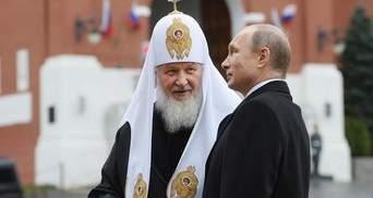Путин и патриарх Кирилл поссорились?