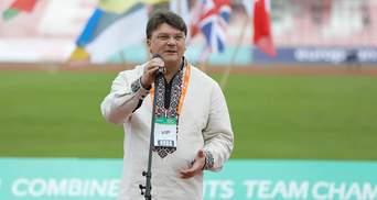 Ігор Жданов склав повноваження міністра молоді та спорту України