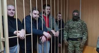 24 пленных украинских моряка вернулись в Украину, – СМИ
