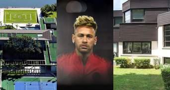 Будинки Неймара: якою розкішною нерухомістю володіє зірковий футболіст
