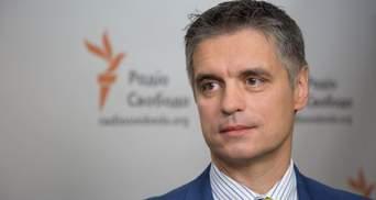 Новый глава МИД Пристайко озвучил приоритеты внешней политики Украины
