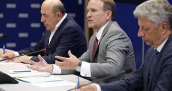 В аэропорту Жулян заметили Медведчука и Рабиновича, которые улетали в Москву, – СМИ