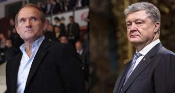 Коаліція на Одещині: що пов'язує Порошенка та Медведчука