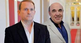 Медведчук и Рабинович в России посетили пленников вместо адвокатов, которых в СИЗО не пустили