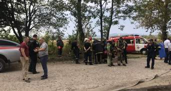 Пожежа на хімзаводі під Львовом: поліція відкрила кримінальне провадження