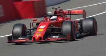 Пилоты Ferrari выиграли квалификацию гран-при Бельгии