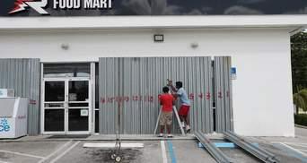 """Ураган """"Дориан"""" подходит к берегам США: в нескольких штатах объявили чрезвычайное положение"""