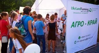 """400 тысяч на дне села: """"Укрлендфарминг"""" помог 34 селам в организации праздников"""