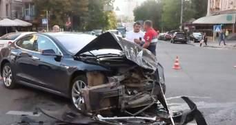 Скандальная авария в центре Киева: как виновные пытаются уйти от ответственности