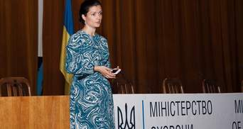 Зоряна Скалецька назвала першочергові завдання МОЗ