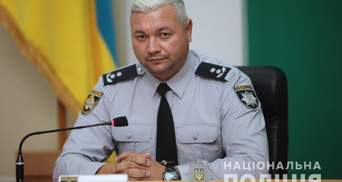 Полиция Днепропетровщины получила нового главу – Владимира Огурченко