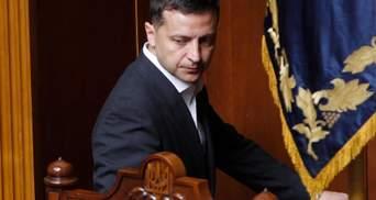 Почему Зеленский не подписал закон о химической кастрации педофилов: объяснение президента