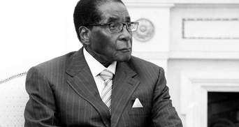 Умер Роберт Мугабе – бывший президент Зимбабве