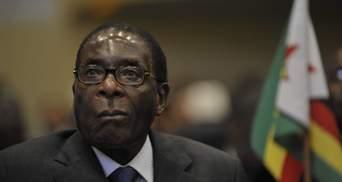 Чим запам'ятався Роберт Мугабе – колишній президент Зімбабве