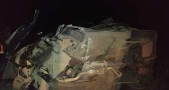 В Запорожской области произошло масштабное ДТП: есть погибшие и пострадавшие